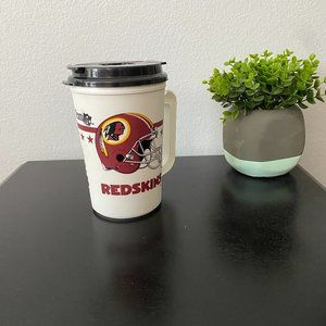 Vintage Washington Redskins Travel Mug 22oz